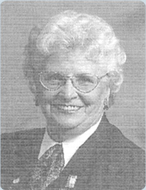 Dorothy Harris Canadian Petroleum Hall Of Fame